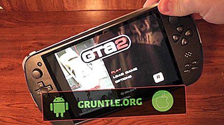 JXD S5800 är en Android-smartphone och bärbar spelenhet