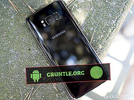 Löst Samsung Galaxy S8 svart skärm när kameran används