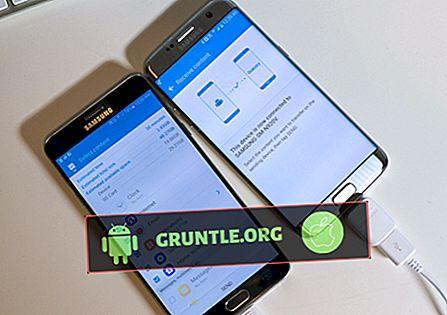 Hur man överför data från iPhone till Galaxy Note10 + med Smart Switch