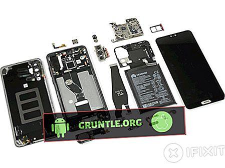 Hur du fixar Huawei P20 Pro-batteriet tömmer snabbt