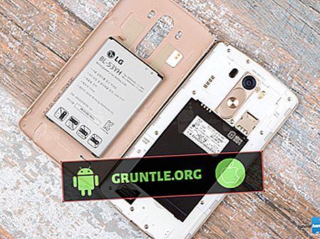 Das LG G2 wird einen austauschbaren Akku und einen microSD-Kartensteckplatz einlegen