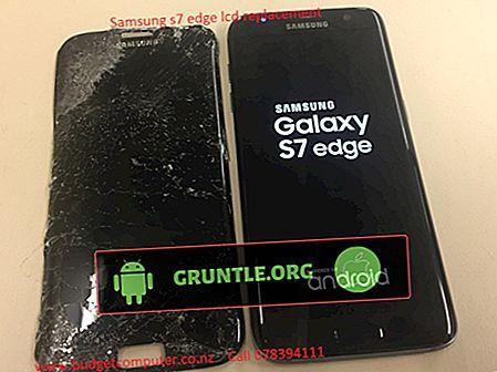 Samsung Galaxy J7 Ersatzbildschirm funktioniert nicht Problem und andere damit zusammenhängende Probleme