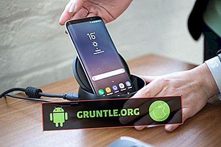 Vad gör du med din Samsung Galaxy S8 som inte laddas?