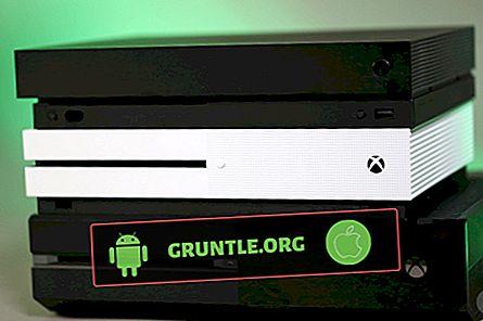 Różnica między Xbox One S a Xbox One X