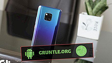 5 meilleurs lanceurs pour Huawei Mate 20 Pro