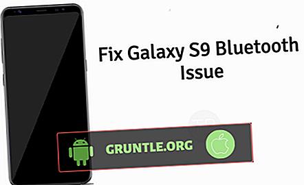 Cara memperbaiki masalah Bluetooth Galaxy S9: tidak akan mengalirkan audio ke sistem Bluetooth mobil