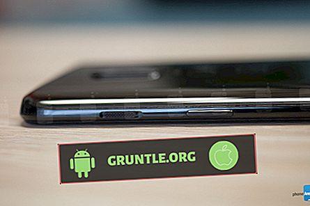 Risolto volume Samsung Galaxy S9 mantiene fluttuante