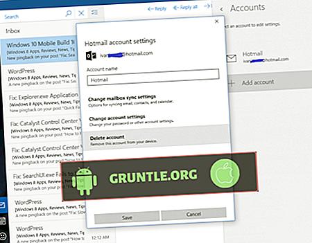 So beheben Sie das Problem, dass Windows 10 Mail App nicht automatisch synchronisiert