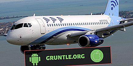 3 Beste Internet-Fluggesellschaft mit WLAN im Jahr 2020