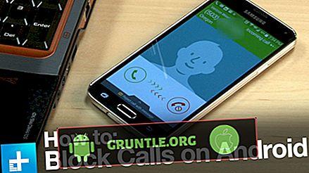 Samsung Galaxy S4 Bloqueo de llamadas y SMS