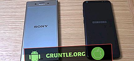 Perbandingan Sony Xperia XZ Premium vs Galaxy S8