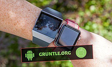 Fitbit Versa Screen Wake tidak lagi berfungsi saat memutar pergelangan tangan