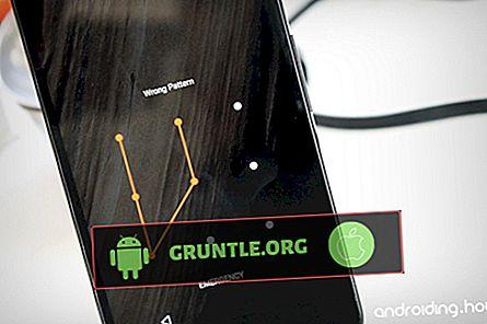 Så här ställer du in skärmlås för fingeravtryck på Google Pixel 3 XL