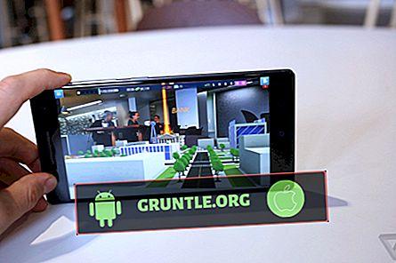 Was genau ist ein Google Project Tango-fähiges Smartphone für Augmented Reality?