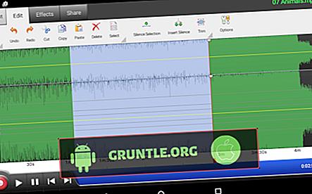 Die 5 besten kostenlosen Audio-Editing-Software für Android im Jahr 2020