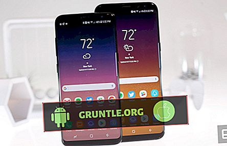 Galaxy S8 mówi, że jest offline, gdy używasz aplikacji Google