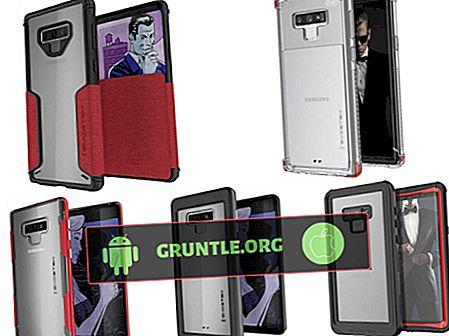 5 Melhor caso de suporte de telefone de braçadeira para Galaxy Note 9