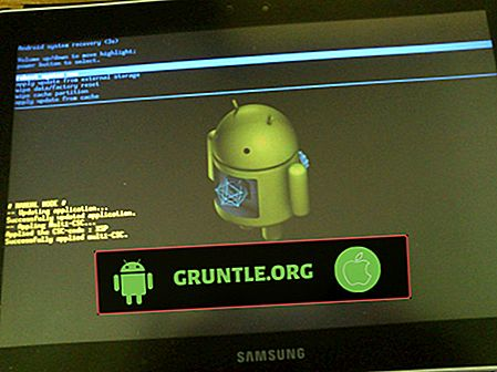 แก้ไขปัญหา Samsung Galaxy J7 ติดอยู่ในโหมดการกู้คืน