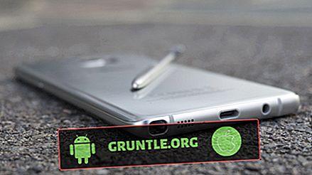 해결 된 Samsung Galaxy Note 8 화면은 S 펜에서만 작동합니다
