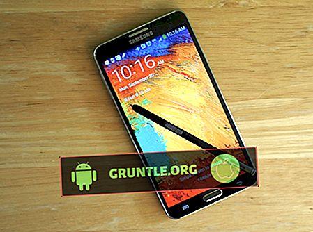 Galaxy Note 3でカスタム通知サウンドを転送して使用する方法