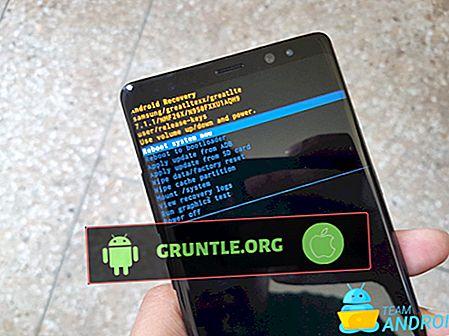Como ativar o modo de desenvolvedor no Galaxy Note 8