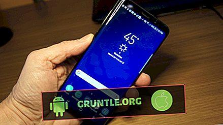 Samsung Galaxy S9 Kein Servicefehler behoben