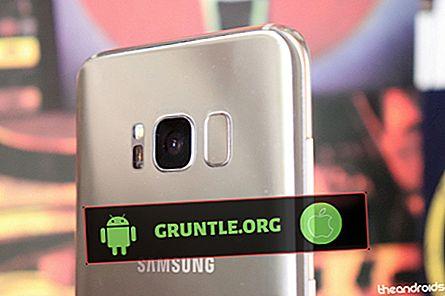 """Galaxy S8 Plus """"Laddning stoppad.  TEMPERATUREN PÅ DIN TELEFON är för lågt ... """"-fel"""