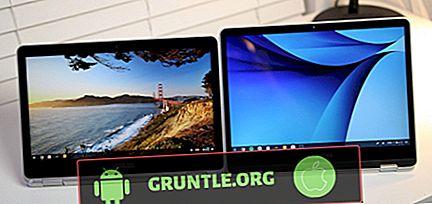 Samsung Chromebook Pro เทียบกับ Asus Chromebook Flip C302CA การเปรียบเทียบรายละเอียด