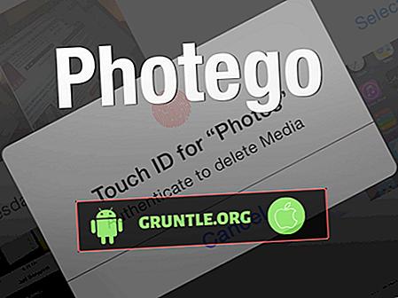 Enkla steg för att säkra iPhone-appar med hjälp av Touch ID [handledning]
