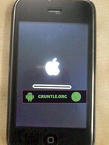 Hur man fixar en iPhone 5 som sitter fast på den vita Apple-logotypen