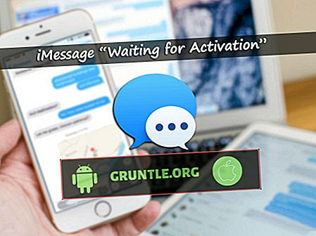 "Hur man fixar Apple iPhone X som visar iMessage-""Waiting for Activation"" -fel (enkla steg)"
