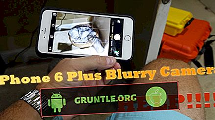 Cách sửa ảnh iPhone 6 Plus bị mờ ảnh