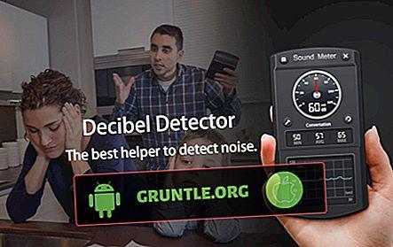 7 Best Decibel Meter Apps zur Messung von Geräuschpegeln