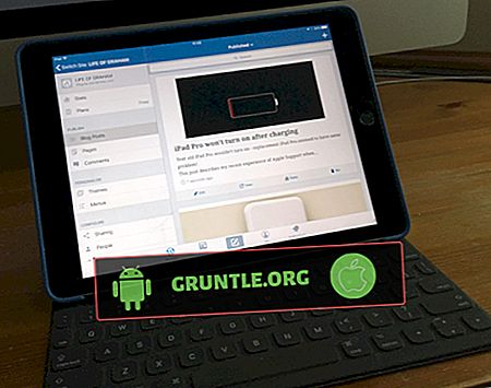 كيفية إصلاح iPad Pro التي لن تعمل