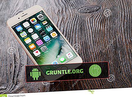 Apple iPhone 7 การจัดการหน้าจอ: ใช้จัดการและปรับแต่งการตั้งค่าหน้าจอหลัก / จอแสดงผล