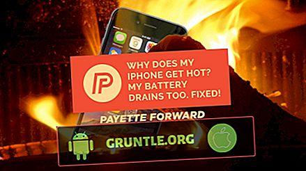 배터리 방전 문제로 iPhone이 뜨거워지면해야 할 일