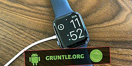Hoe Apple Watch op te laden 4