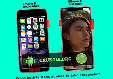 Panduan Screenshot Apple iPhone 8: Cara mengambil screenshot di Apple iPhone 8/8 Plus [Tutorial]