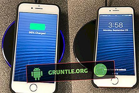 iPhone 8 no se cargará correctamente, dice conectado pero no se cargará al 100%