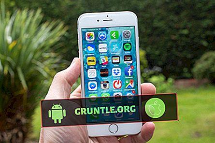 Hoe op te lossen Geen servicefout op uw iPhone 5s, netwerksignaal niet beschikbaar