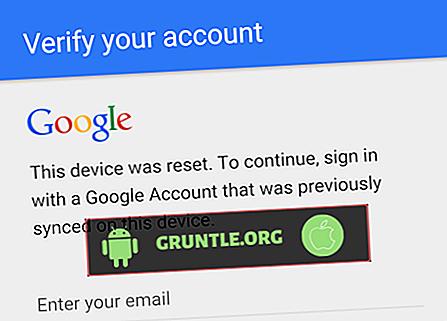 Cara untuk mendapatkan kembali akses ke Samsung Galaxy S7 Edge Anda jika Anda terkunci