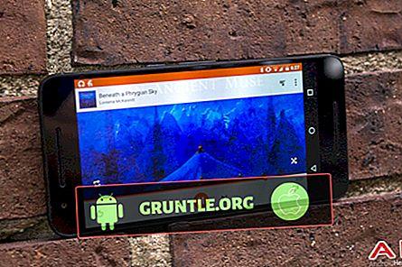 5 melhores protetores de tela para Nexus 6P