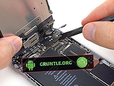 Comment réparer les problèmes iPhone 6+ après le remplacement de l'écran