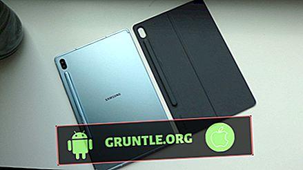 Jämförelsehandbok för Galaxy Tab S3 vs iPad Pro-tabletter