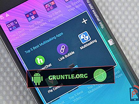 5 bästa e-postappar för Android-smarttelefoner