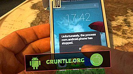"Hur man fixar ""Tyvärr har Process.com.android.phone slutat"""