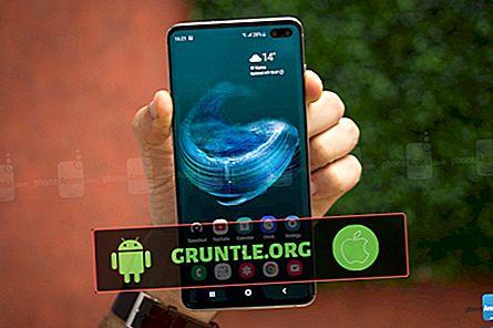 Wie können Sie ein Bildschirmfoto auf Samsung Galaxy S10 Plus machen?