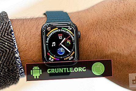 黒い画面に引っかかっているApple Watch 4を修正する方法