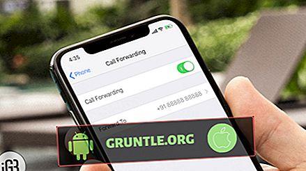 Cách thiết lập tính năng Chuyển tiếp cuộc gọi trên Apple iPhone XR của bạn