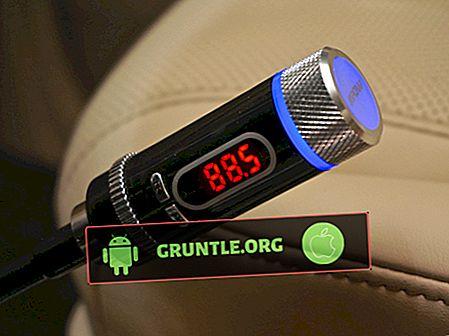 8 bästa Bluetooth FM-sändare